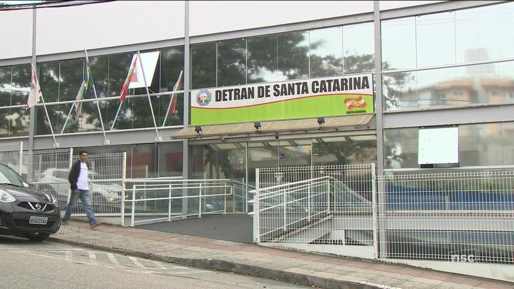 Foto: Detran no Estreito